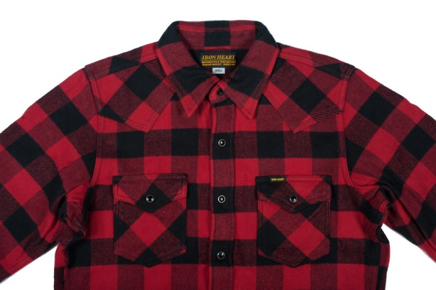 Iron Heart Flannel
